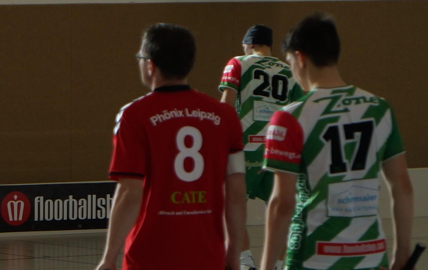 Derby-Sieg – Phönix Leipzig behält weiße Weste