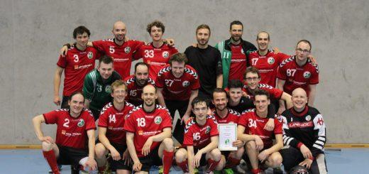An den Playoffs der Verbandsliga 2016/2017 teilnehmenden Phönixe.