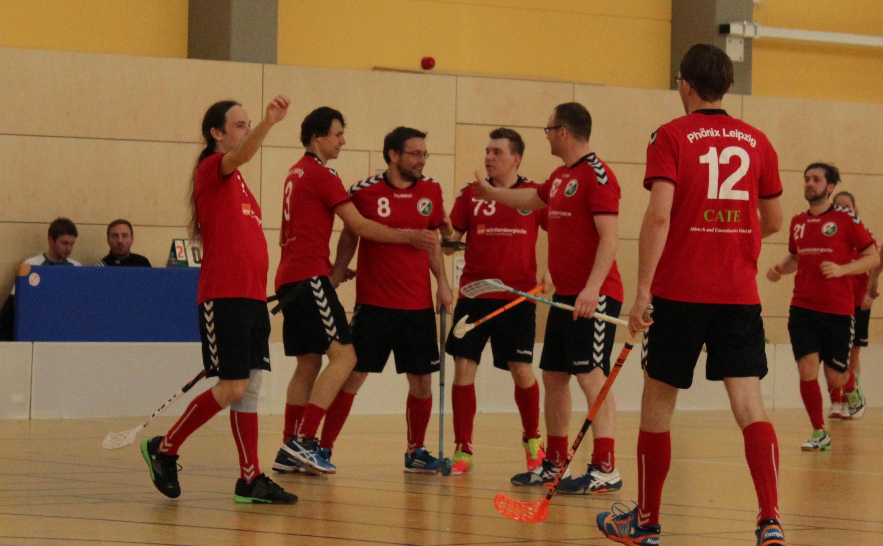 Phönix Leipzig gewinnt auch drittes Derby