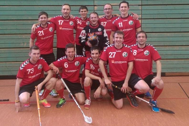 Das Team, das Phönix den dritten Sieg in der driten VL-Partie bescherte.