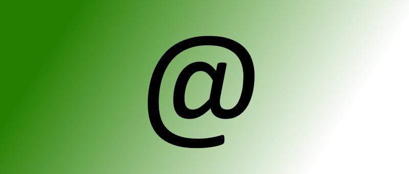E-Mail-Adresse funktioniert wieder