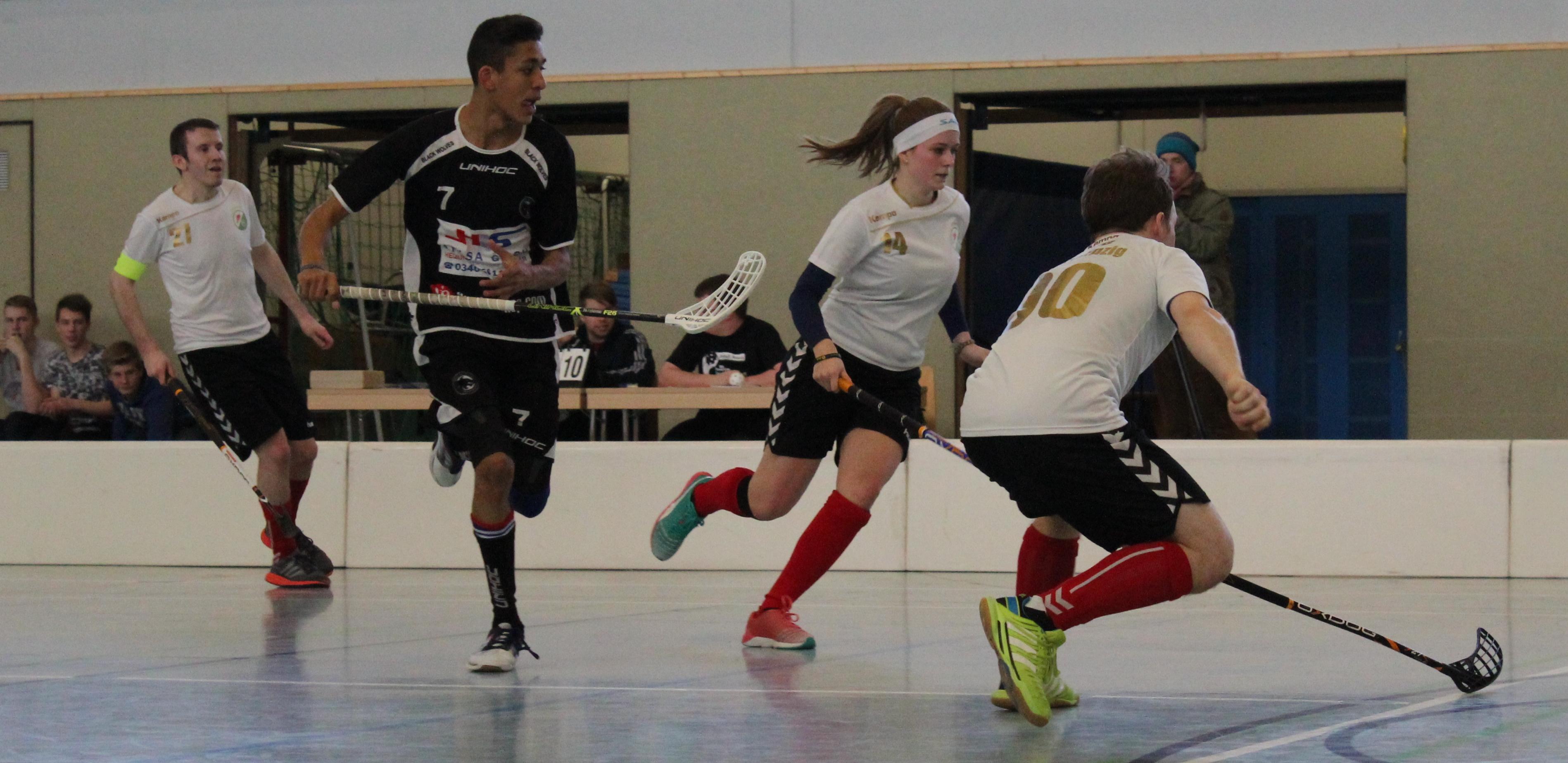 Im Halbfinale wartet Dessau und ein U19-Nationalspieler
